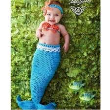 Infant Mermaid Halloween Costume Buy Wholesale Crochet Mermaid China Crochet