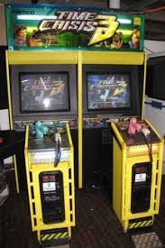 light gun arcade games for sale time crisis arcade ebay