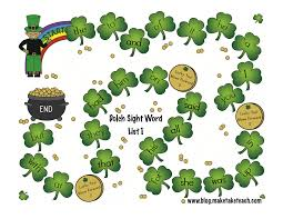 2017 st patrick u0027s day party games for kids adults preschoolers