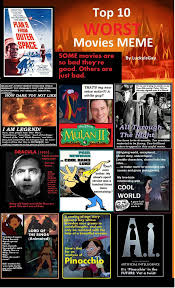 Meme Movies - meme worst movies by lizzychrome on deviantart