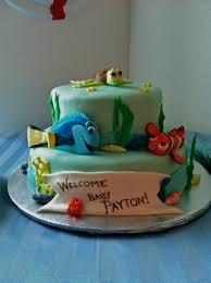 nemo baby shower nemo baby shower cake cakecentral