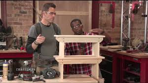 how to make a bench for kids part 2 2 with jeff devlin youtube