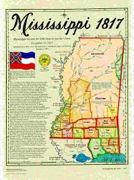 Confederate States Map by Statehood Maps