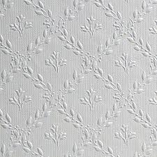 Embossed Paintable Wallpaper Buy Brewster Home Fashions Anaglypta Paintable Hamnett Anaglytpa