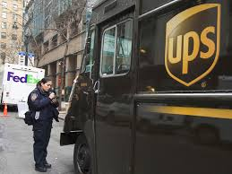 fedex thanksgiving ups and fedex try every tech trick to speed up deliveries matzav com