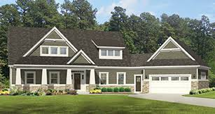 eplans craftsman house plan u2013 roomy craftsman with angled garage