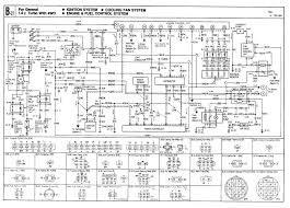 1982 mazda b2200 wiring diagram mazda b2200 aftermarket parts