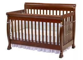 davinci kalani 4 in 1 convertible baby crib in cherry w toddler