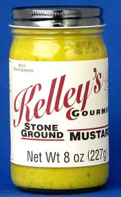 gourmet mustard american deli kelley s gourmet ground national mustard