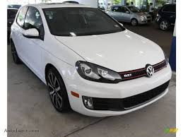 white volkswagen gti 2013 volkswagen gti 2 door autobahn edition in candy white
