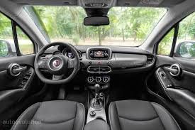 2016 fiat 500x review autoevolution
