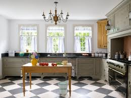 black and white kitchen floor ideas black and white tile kitchen flooring designs ideas and decors