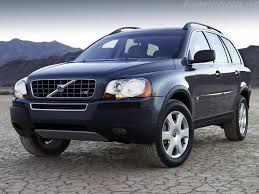 jeep volvo volvo xc90 2 5 2007 auto images and specification