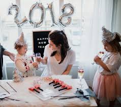 a kid friendly new year u0027s eve diy party hats discovering parenthood