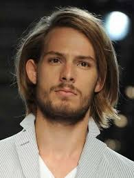 straight back hairstyle men fade haircut