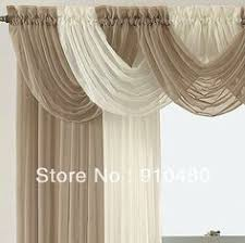 How To Wash Lace Curtains Stacey Slate 60 X 38 Inch Ruffled Swag Curtain Swag Curtains
