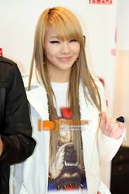 hair cl what color hair cl looks better in 2ne1 fanpop