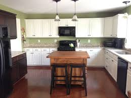 Kitchen Island Made From Reclaimed Wood Final Product My Dream Kitchen White Cabinets Behr Swiss