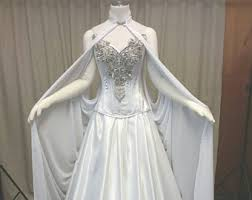 corset wedding dress etsy