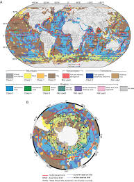 Map Of World Oceans by Controls On The Distribution Of Deep Sea Sediments Pdf Download