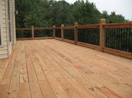 fence u0026 deck depot inc decks photo album missouri cedar deck