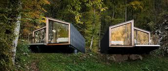 Cabane En Montagne Une Maison Préfabriquée écologique En Bois La Mini Maison Com