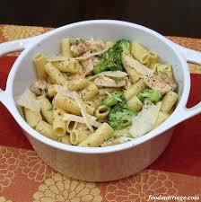 light olive oil pasta sauce recipe rigatoni with broccoli chicken in a garlic olive oil sauce