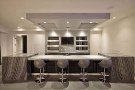 furniture contemporary basement bar cabinets with led tv white