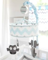 my baby sam chevron baby 3 piece crib bedding set in aqua
