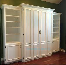 Sliding Bookcase Murphy Bed Twin Bookcase Murphy Bed Affect Bedroom Murphy 03lg Twin Wall Bed