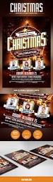 christmas party flyer poster by mariux graphicriver