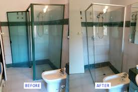 frameless bathroom shower screens u0026 glass doors perth wa all