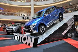 triton mitsubishi 2017 mitsubishi triton pickup gets enhanced warranty and features