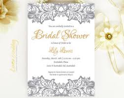 inexpensive bridal shower invitations view bridal shower invitation by lemonwedding on etsy