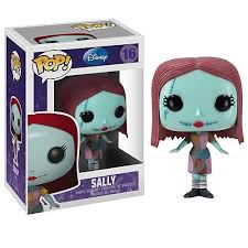 nightmare before sally disney pop vinyl figure disney