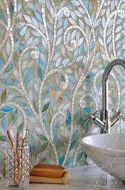 mosaic tile designs interior designs beautiful mosaic tile design for bathroom glass