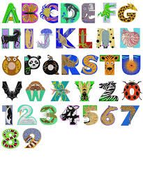 graffiti alphabet letters a z animals so cool i the