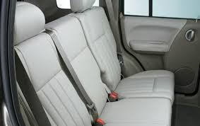jeep compass rear interior 2005 jeep liberty information and photos zombiedrive