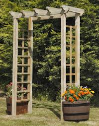 how to build a trellis archway how to build garden arch trellis u2013 outdoor decorations