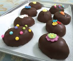 easter peanut butter eggs chocolate covered peanut butter eggs recipe finding our way now