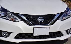 nissan sentra 2017 white 2017 nissan sentra sr turbo road test carcostcanada