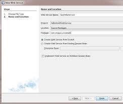 tutorial web service java how to create java webservice in netbeans webservice tutorial