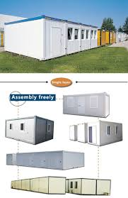 convenient construction container house wall cladding buy