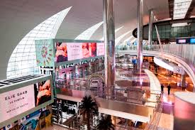 dubai airports seeks bids for concourse d advertising concession