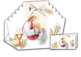 italian communion favors holy communion italian favor boxes girl receiving communion