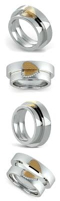 wedding bands sets his and matching wedding rings trio wedding ring sets trio wedding ring sets his