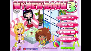 my new room 3 decor online games for kids youtube