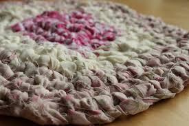 Crochet A Rag Rug Little Bird Sos Rag Rugs Amish Knot Rugs