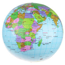 earth globe map globe maps of the earth major tourist attractions at