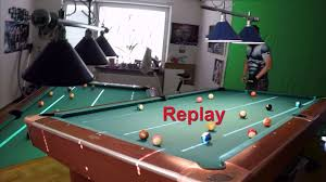 efren reyes style carom off another ball with position youtube
